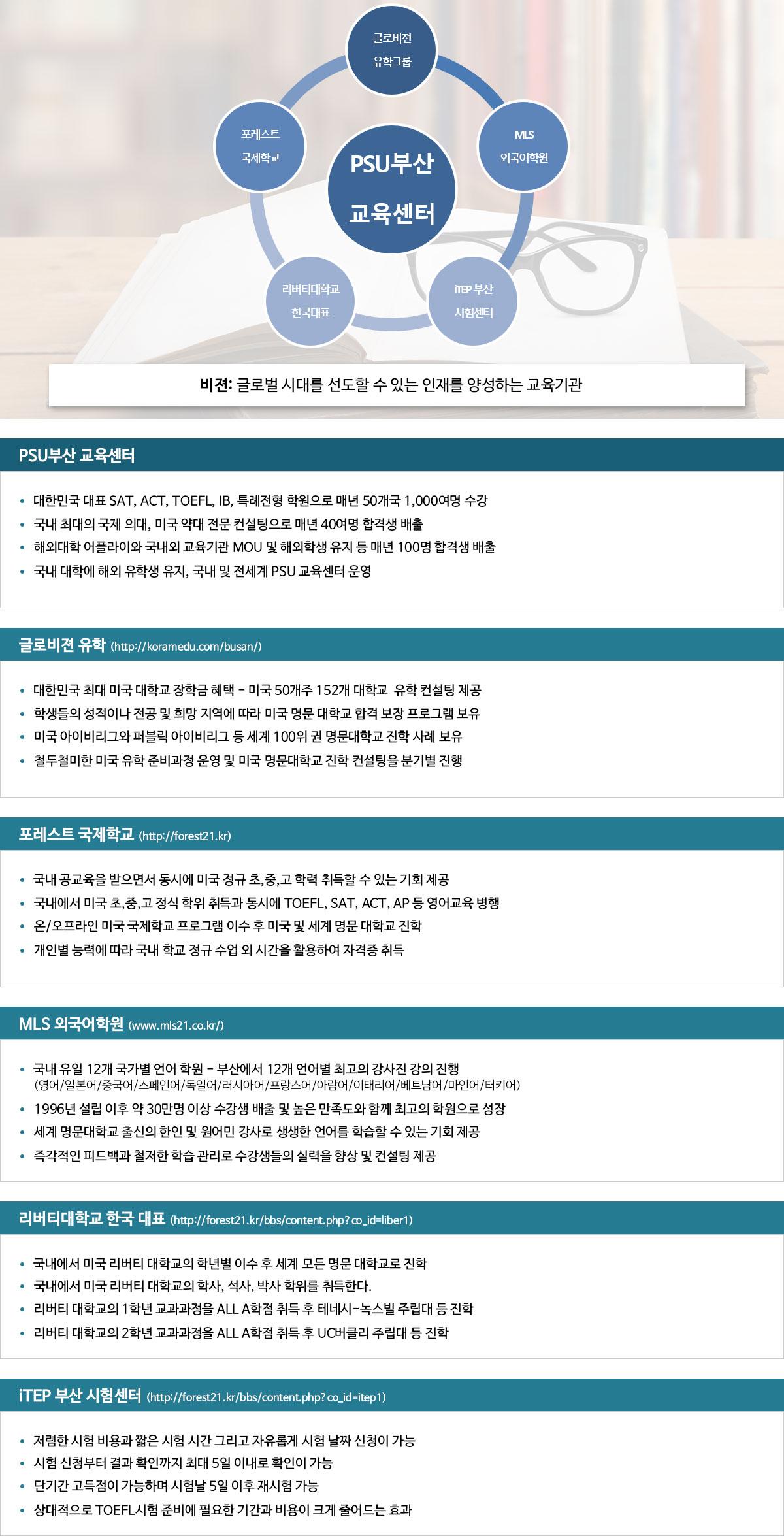 부산센터 소개