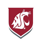 Washington State University 로고