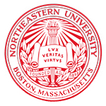 Northeastern University 로고