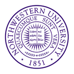 Northwestern University 로고